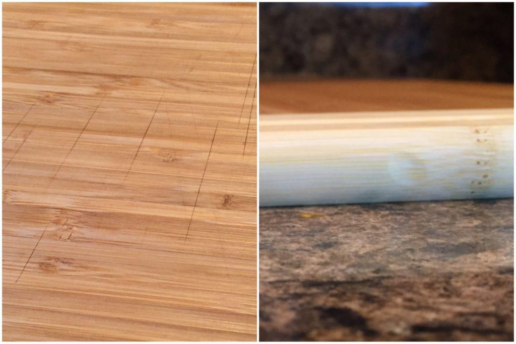 Greener Chef Cutting Board Durability Test Results